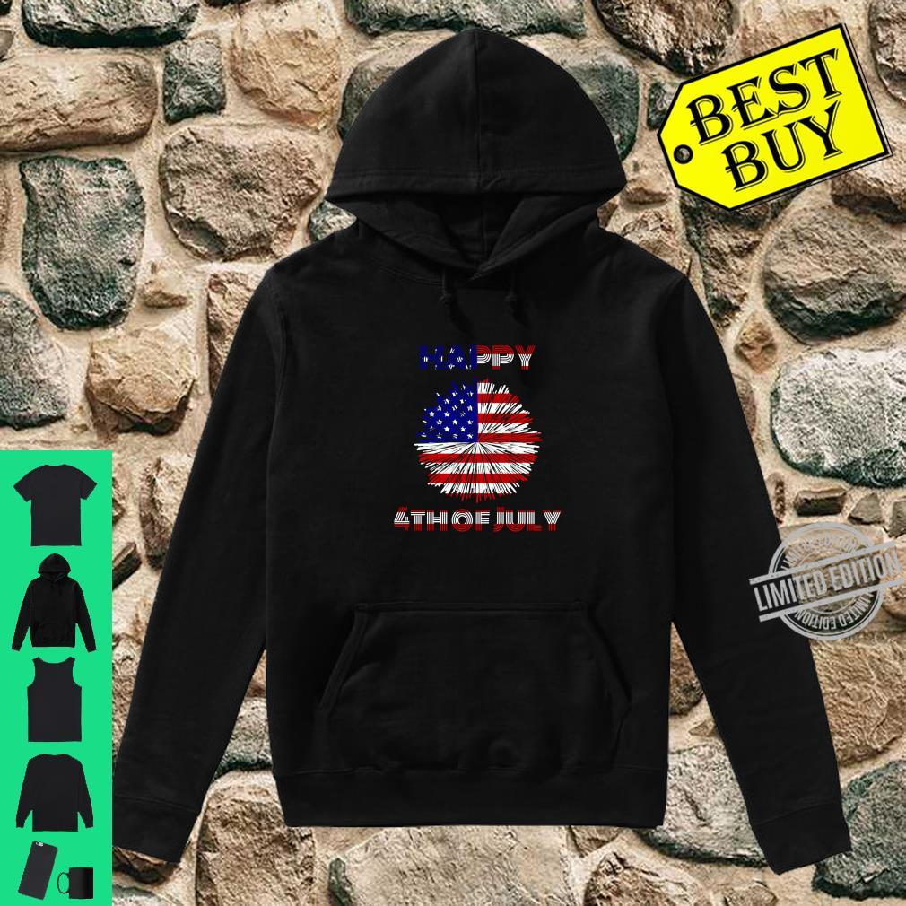 4th Of July USA Patriotic Fireworks Outfit Firecrackers Shirt hoodie