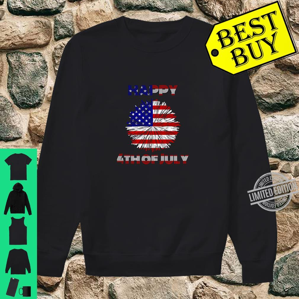4th Of July USA Patriotic Fireworks Outfit Firecrackers Shirt sweater