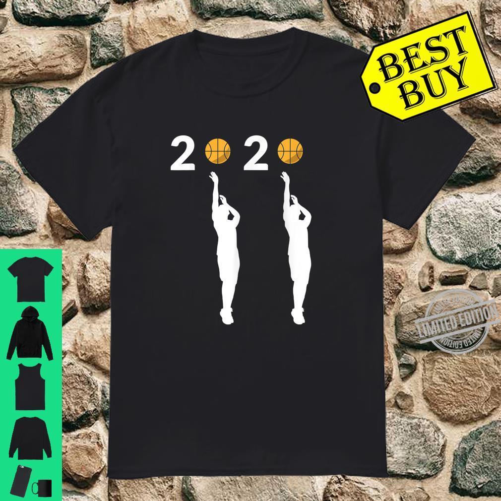Class of 2020 Shirt Graduation Basketball Shirt