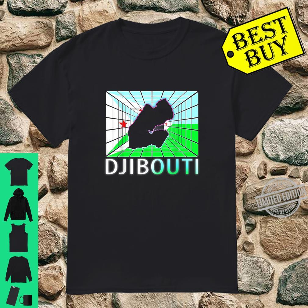 Djibouti Track Long Sleeve T-shirt