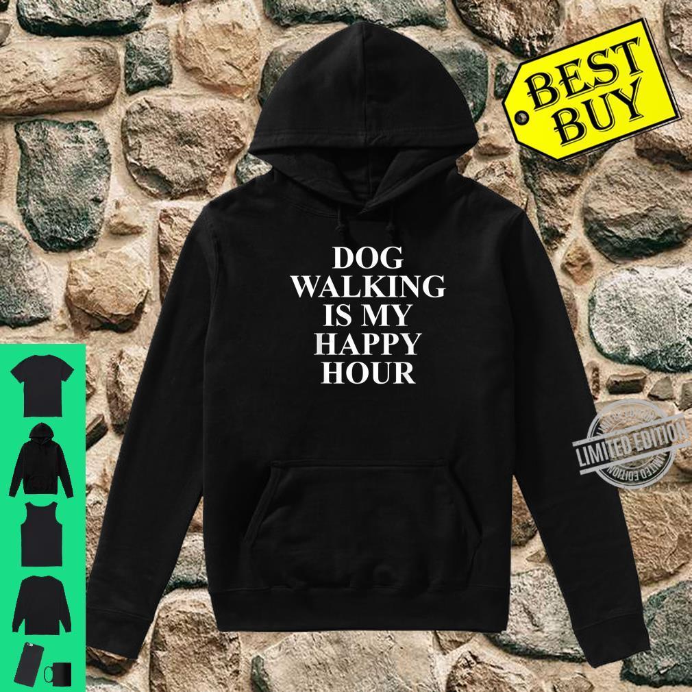 Dog Walkers Best For Dog Walkers Shirt hoodie
