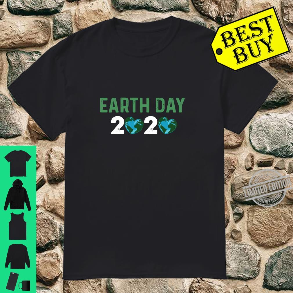 Earth Day 2020 shirt Happy Earth Day Climate Change Shirt