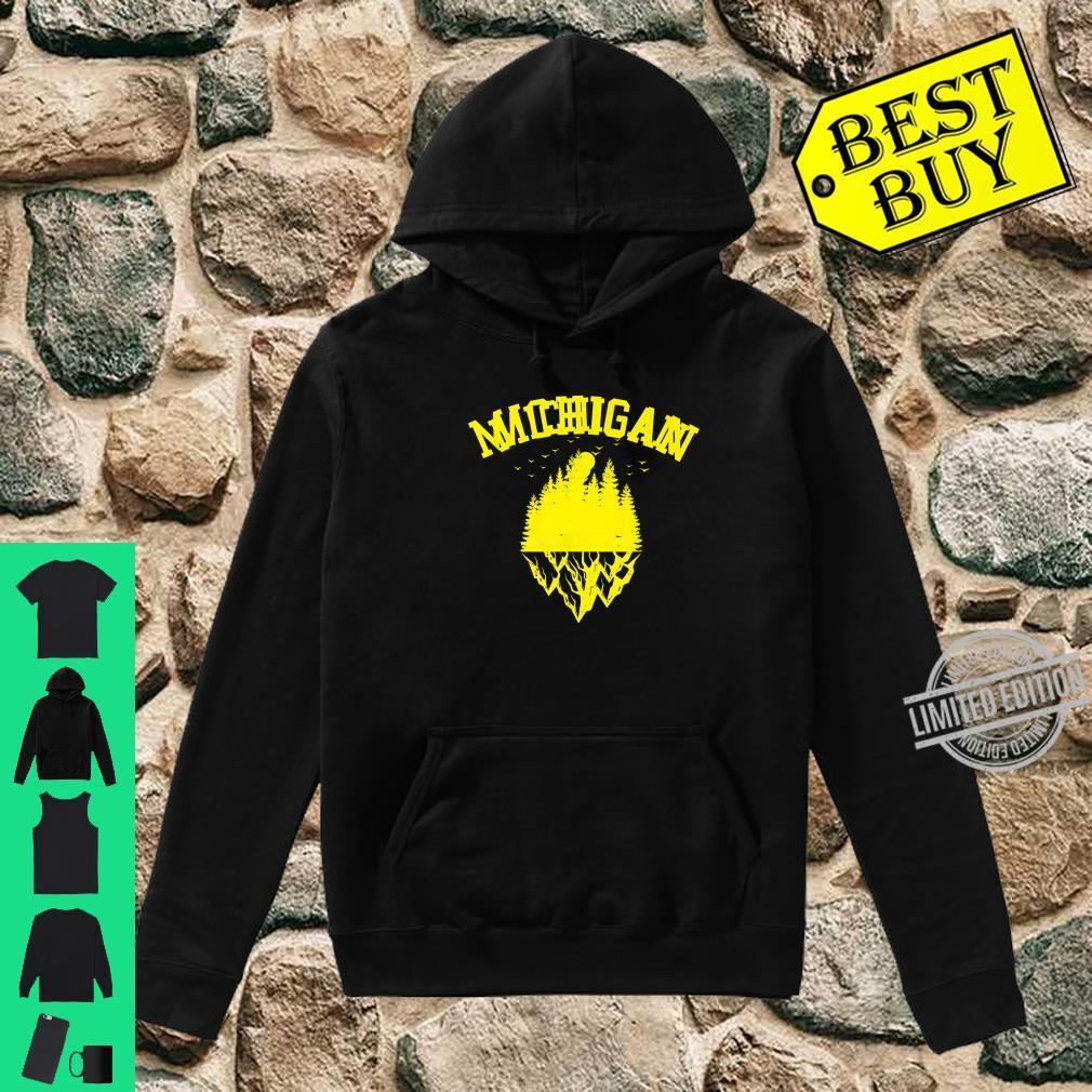Fun Michigan Great Idea Shirt hoodie