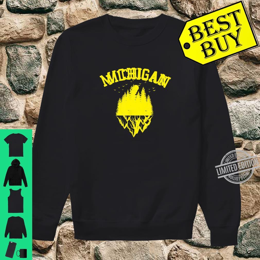 Fun Michigan Great Idea Shirt sweater