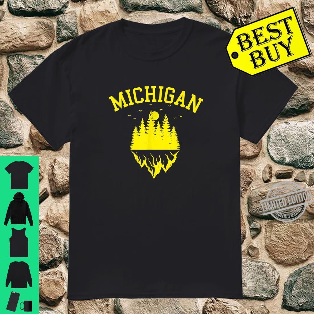 Fun Michigan Great Idea Shirt