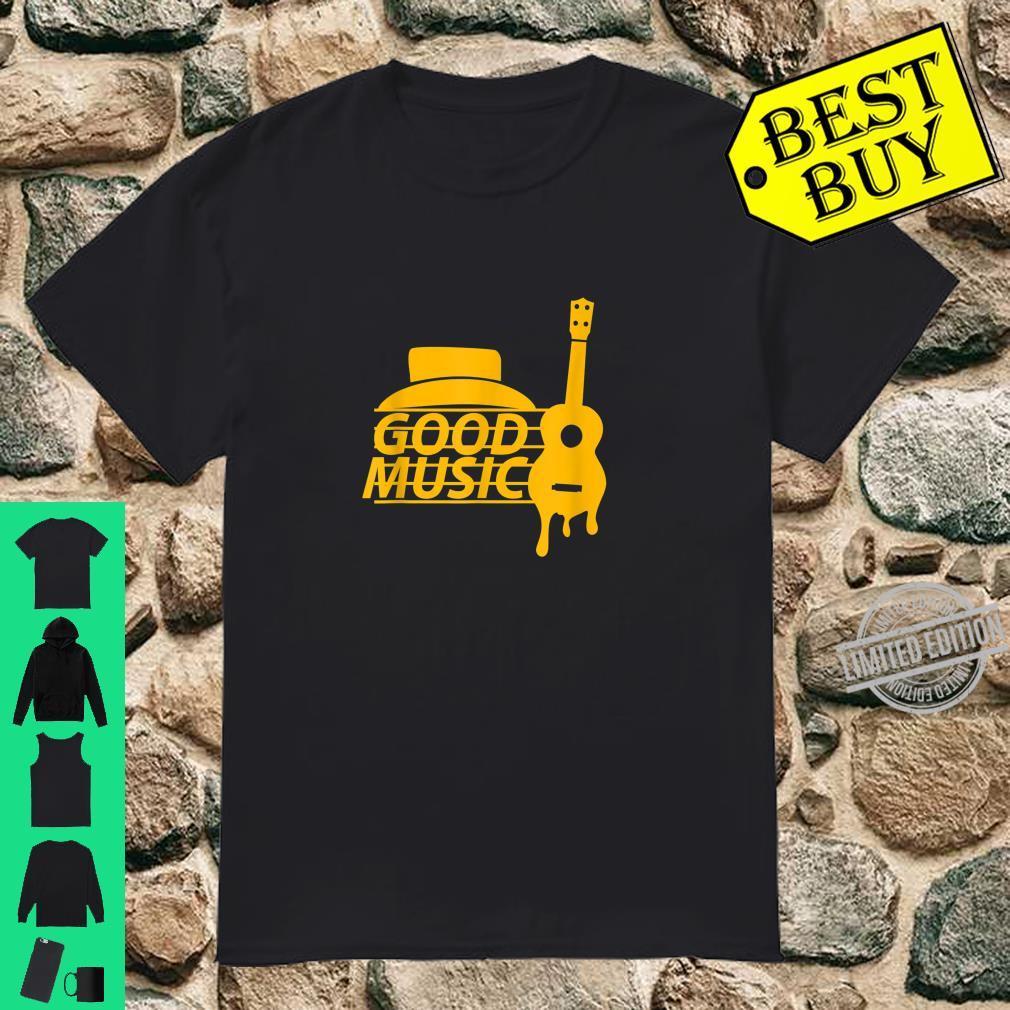 Guitar Retro Shirt
