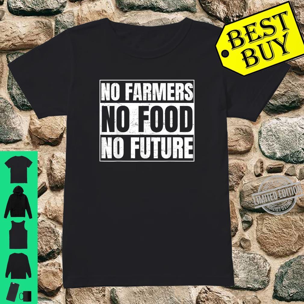 Landwirtschaft Bauer Geschenk für Tierliebhaber Shirt ladies tee