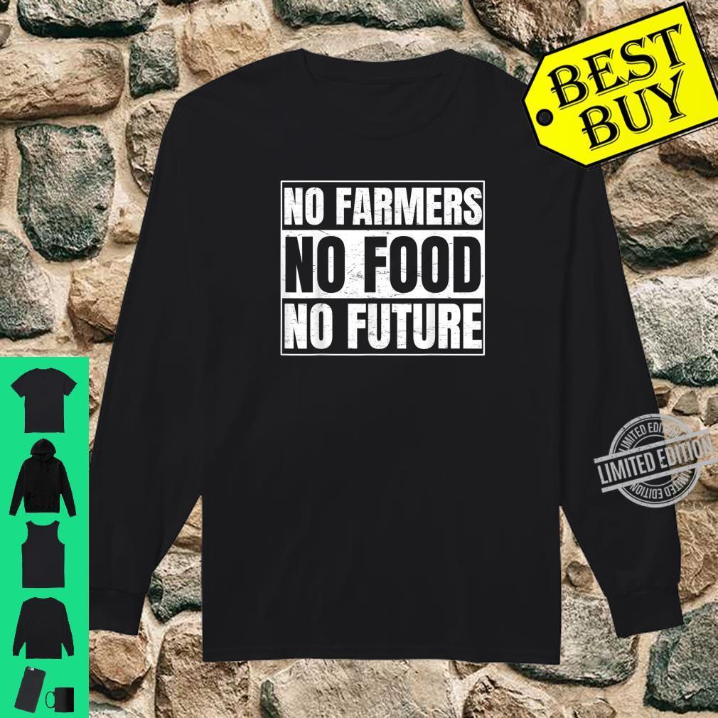 Landwirtschaft Bauer Geschenk für Tierliebhaber Shirt long sleeved