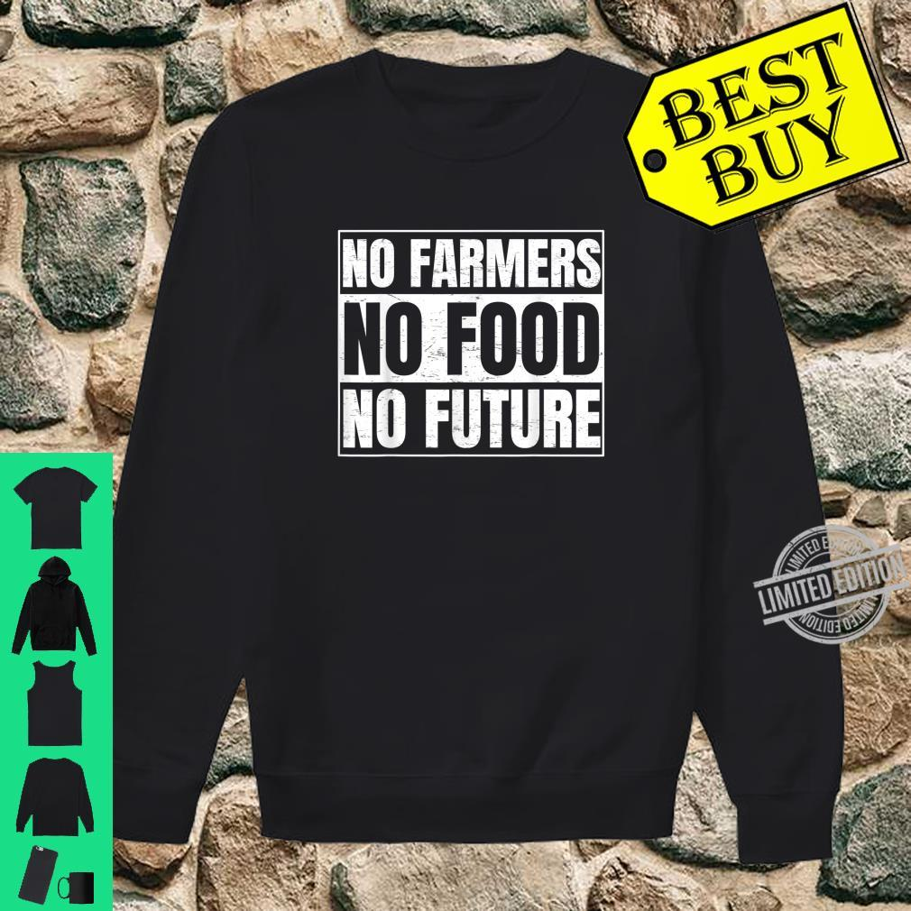 Landwirtschaft Bauer Geschenk für Tierliebhaber Shirt sweater