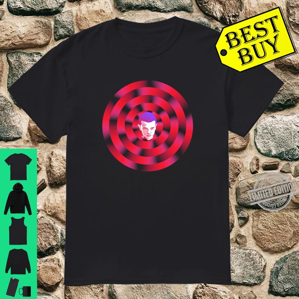 Netflix Stranger Things Eleven Hypnotic Shirt