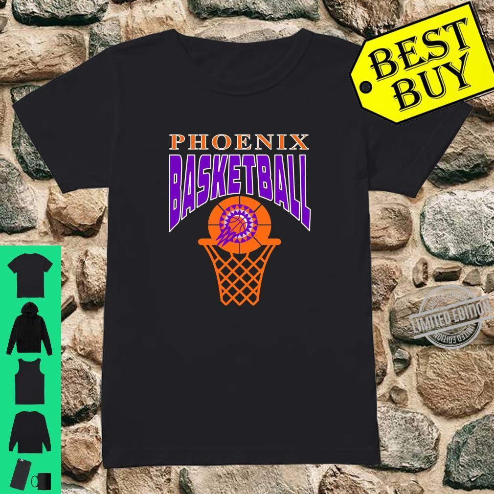 Phoenix Pro Basketball Shirt ladies tee