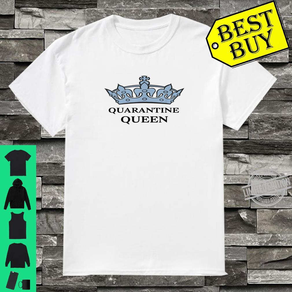 QUARANTINE QUEEN Viral Society Shirt