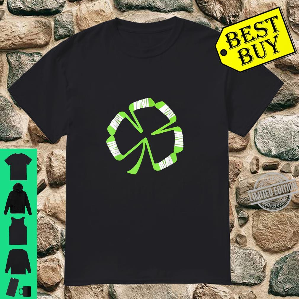 St Patrick's Hockey Shamrock Shirt