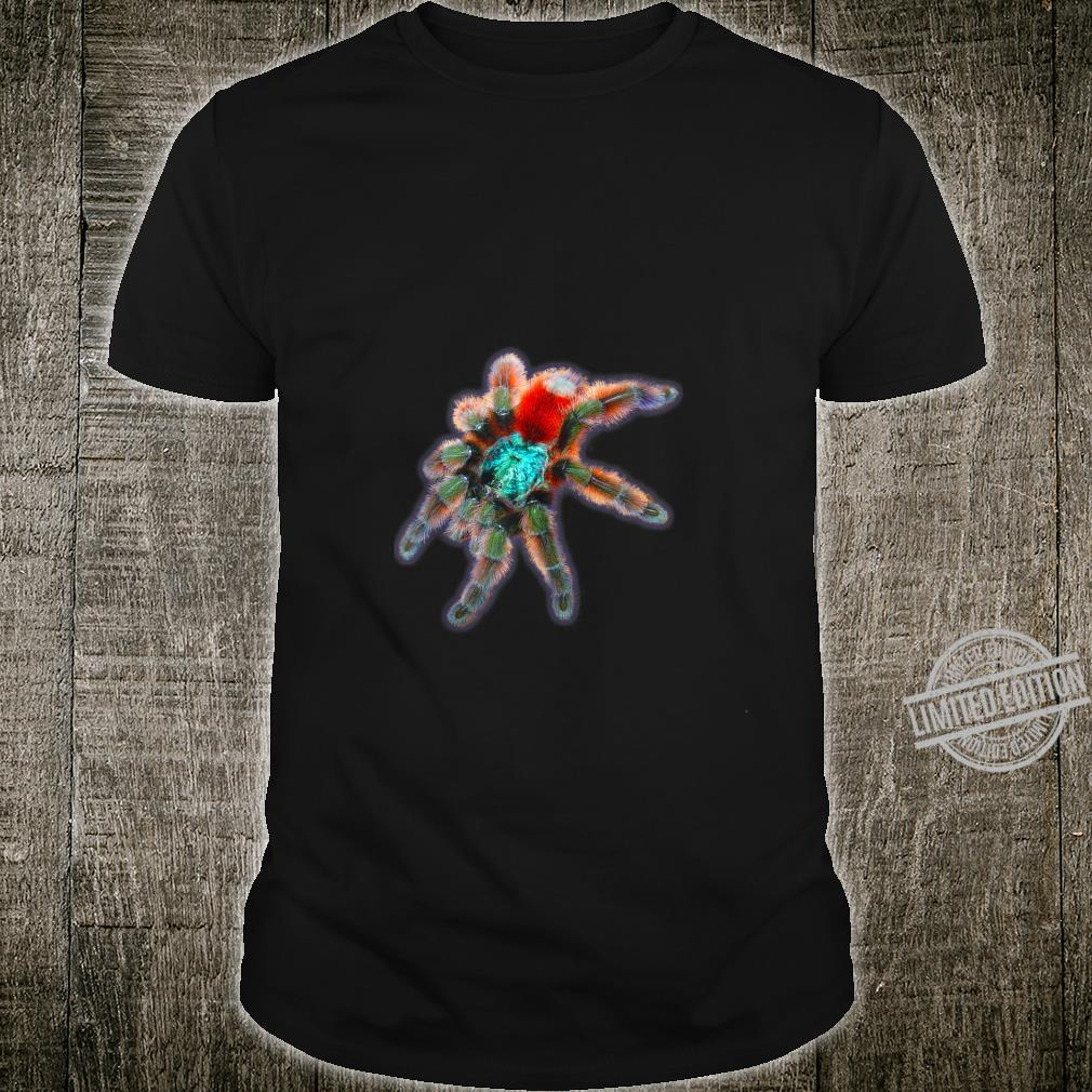 Tarantula Colorful Spider Antilles Pinktoe Shirt