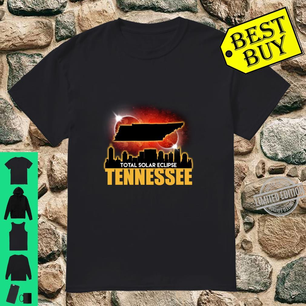 Total Solar Eclipse, Tennessee Cool Shirt
