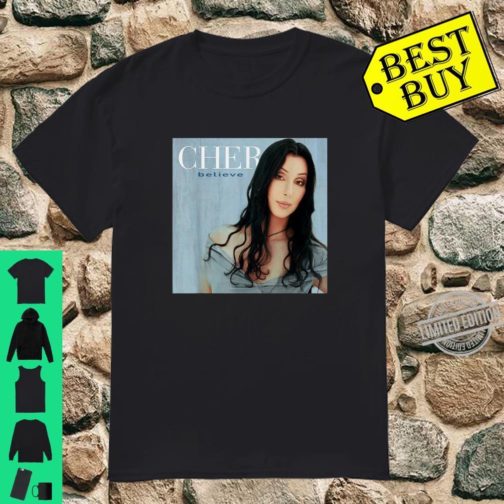 Vintage Queen Cher Believe Shirt