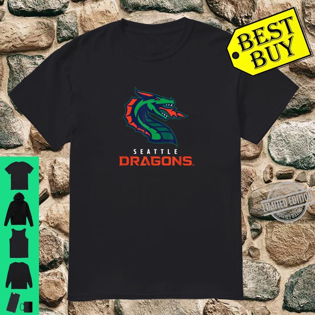 VintageSeattleFootballSeason2020Dragons Shirt