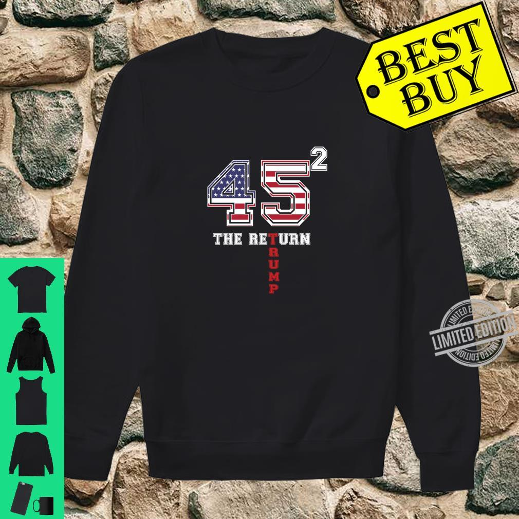 Vote Donald Trump 45 Presidential Elections 2020 Shirt sweater