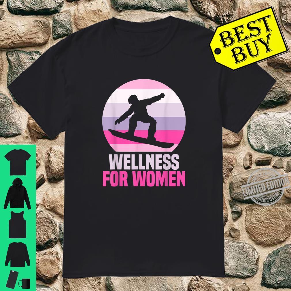 Wellness Snowboard Shirt